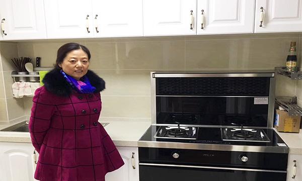 直击用户体验︱厨房用了上派集成灶,他们这么说