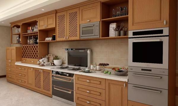 厨房里为什么要放一台集成灶?
